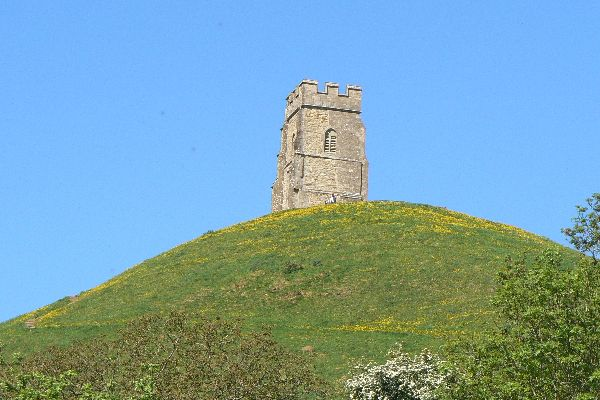 De St.Michaëls Tower -  Glastonbury Tor